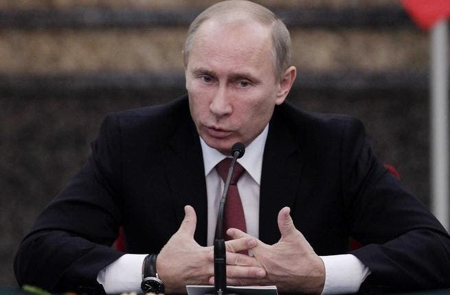 Putin comments on Syria. [businessinsider]