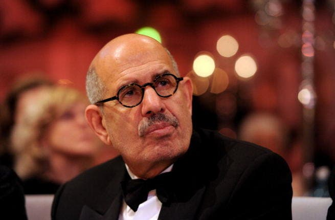 Former presidential hopeful Mohamed El- Baradei hopes that the blood shed and sacrifice made by Egyptians won't go in vain.