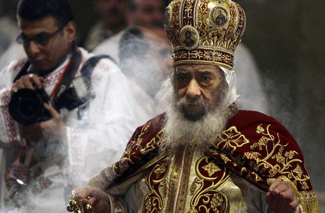 Pope Shenouda III was a strong believer in patriotism and religious equality. (Image source: