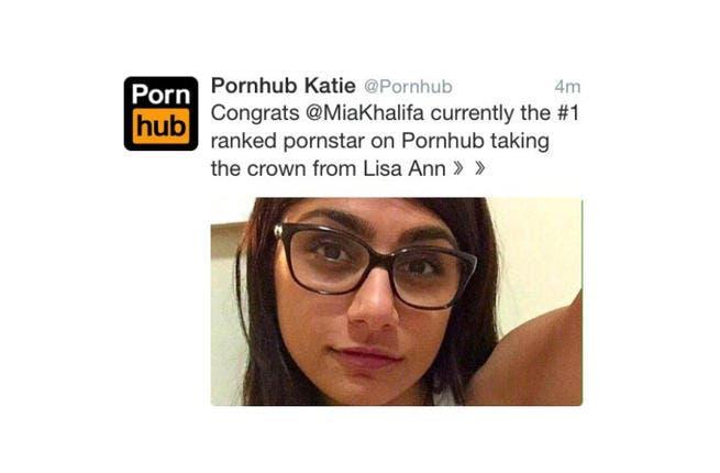 Mama Mia! Lebanese Miami Porn star Mia Khalifa arouses new