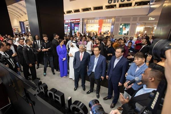 سامسونج ترتقي بتجربة تسوق المستهلكين إلى المستوى التالي بافتتاح أول صالة عرض متعددة التجارب عبر منطقة الشرق الأوسط وشمال أفريقيا في دبي مول    البوابة