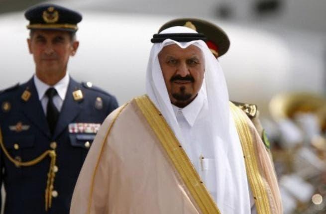 Saudi Crown Prince Sultan
