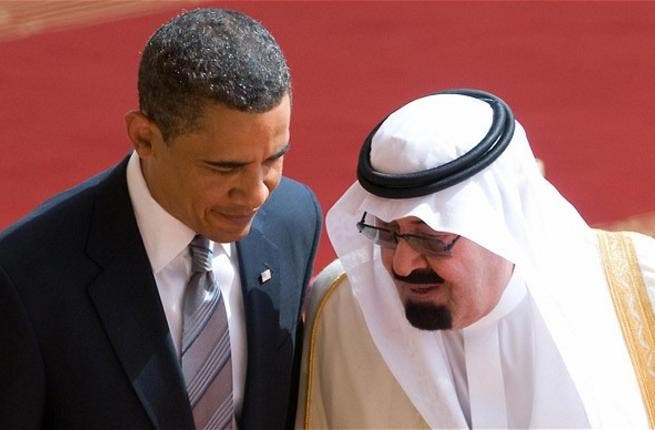 The king and Obama
