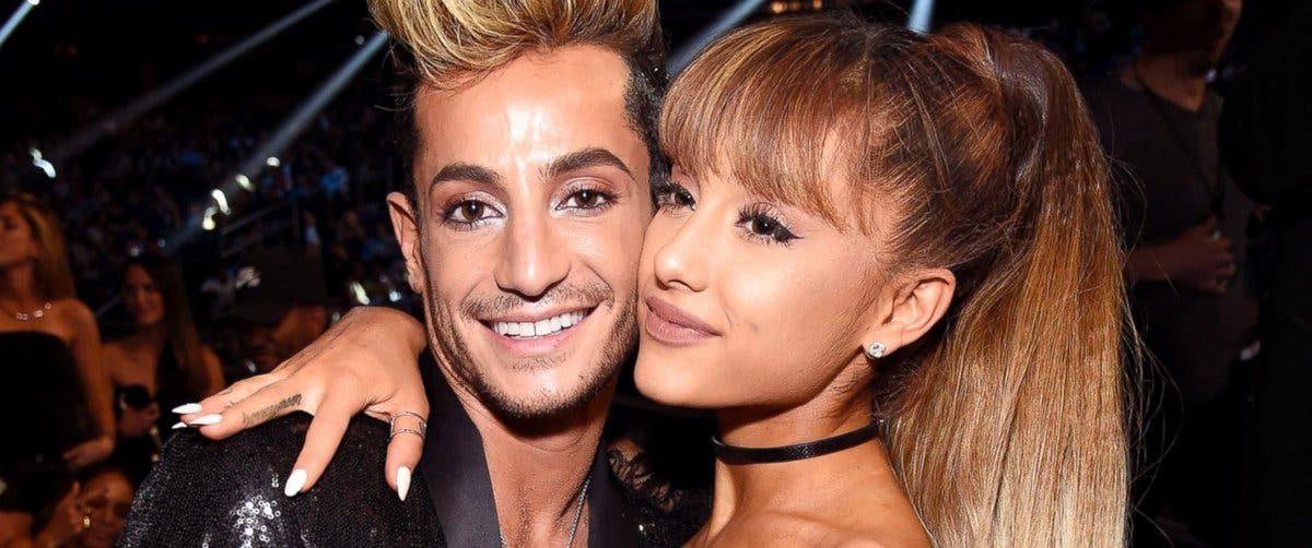 Frankie Grande So Nervous About Coming Out As Gay To His Sister