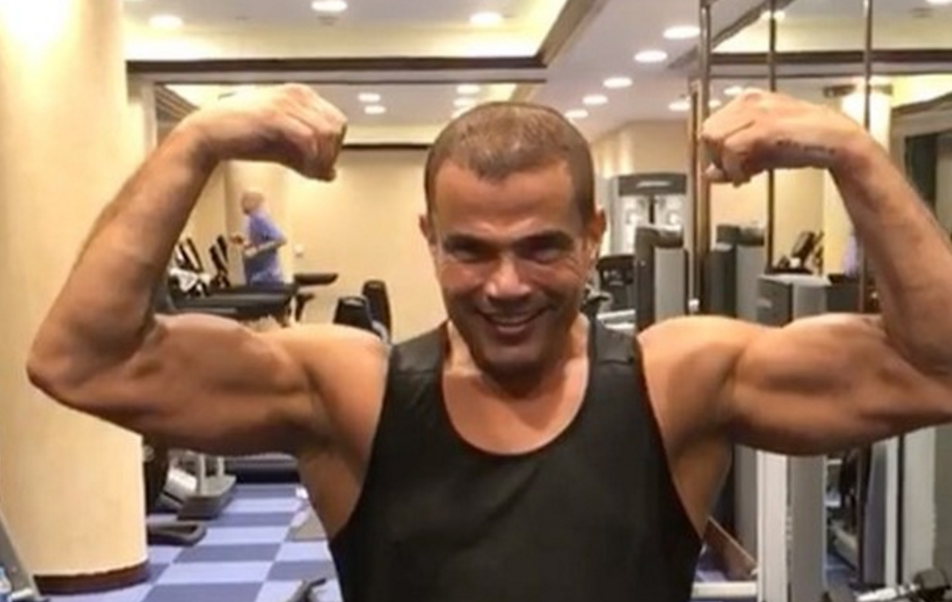 Who ya calling old? Amr Diab hits back at Sherine in this ...
