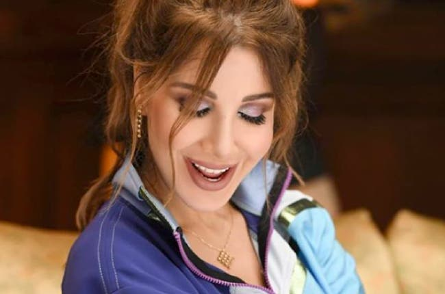 Nancy seems to play it safe professionaly and personally at least since she got married (Source: nancyajram - Instagram)