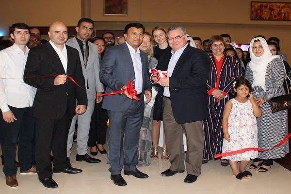 فندق رمادا عجمان يفتتح معرضاً للفن المعاصر   البوابة