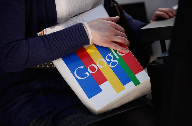 Internet searches via Google are rocketing the Carbon Footprint