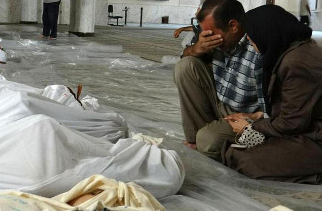 Innocent lives: Outrage flooded in when pictures of innocent civilians killed by chemical weapons in Damascus went viral. According to conservative UN estimates, over 100,000 Syrians have died in the conflict since 2011. The flurry of violence that will follow any external strike will see scores of innocent lives caught in the crossfire.