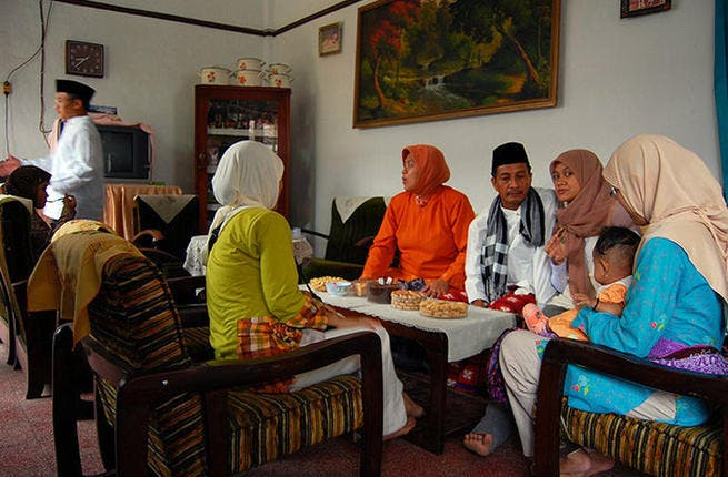 No holiday season is complete without seeing some long-lost relatives, and Eid is no exception. Visiting your family members is one of the integral traditions of Eid which can make for a very happy family or half an hour of stilted small talk!