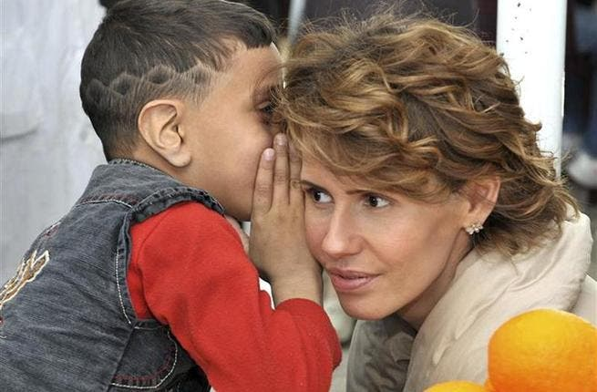 She was rumored to be pregnant in November last year and then confirmed it in January. But this mother of three won't be getting congratulations from most of Syria. Asma Assad, wife of Bashar, might just be the most hated mom in the region.