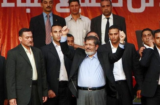 Egypt: Flying high, the 'Arab Spring Professionals'. With a revolutionary leader democratically elected and their dictator at death's door, the Egyptians look like they've won the Arab Spring lottery. No thanks to a last minute military coup attempt by SCAF.