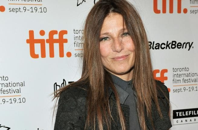 Catherine Keener: Another acting lady of Lebanese descent, she is probably most known for her part in the '40-Year Old Virgin' as the 'experienced' love interest. An challenging part to play if she is remotely close to the conservative Arab culture from which she hails.