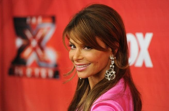 Paula Abdul: Whether you know her from American Idol or as a darling pop star of the '80s with adorable 'Opposites Attract' 