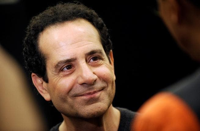 Tony Shalhoub. Known to most as 'Monk' from the winning eponymous crime-comedy, this man is Lebanese through and through, with both parents immigrating to the US.  His TV career took off with