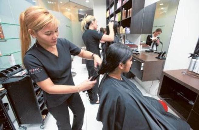 Hair for Hope begins in Dubai