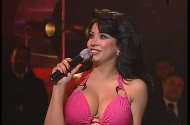 Lebanese Marwa is the latest in the line-up of scandalous stars. A leaked video from her film (Feelings) shows her completely naked. After a singing ban imposed in Egypt, she was exonerated by the musician's guild. Eventually, she admitted knowledge of the footage as not fabricated but from the filming. (When's the movie out, we ask?!)