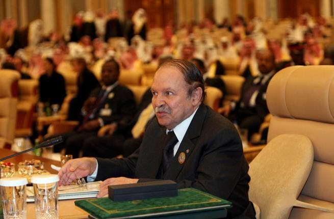We all get annoying phone calls from friends and family over Eid, and nobody knows this better than Algerian President