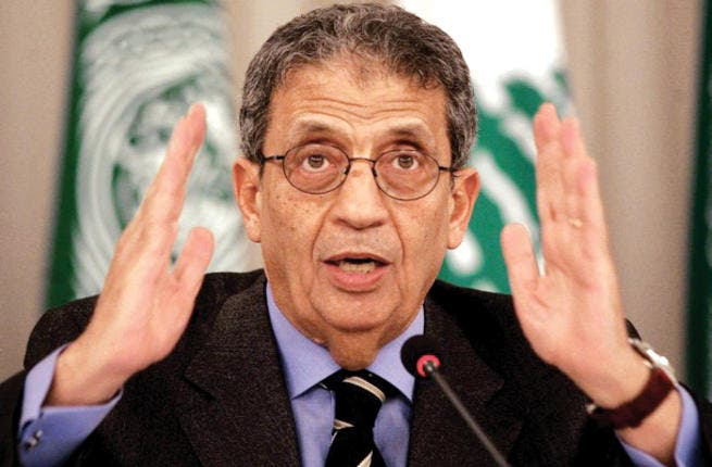 Breaking barriers: On 13 June 2010, Amr Mohammed Moussa, incumbent Secretary-General of the Arab League, visited the Gaza Strip, the first visit by an official of the Arab League since the election of Hamas in 2007.