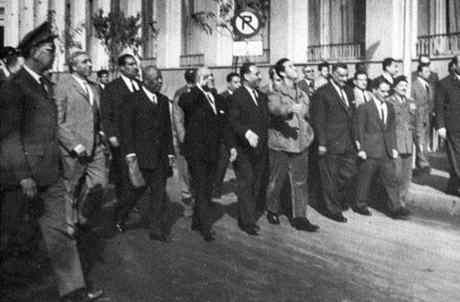 Cairo consolidates Palestinian agency: At the Cairo Summit of 1964, the Arab League initiated the first Palestinian National Council. The Palestinian Liberation Organization was founded. Today, Palestine - represented as