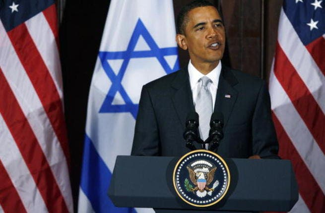 Obama says no to Benjamin Netanyahu's settlement habit: Obama in a move quite unusual for American Presidents urged Netanyahu to freeze Jewish settlement building. This left relations between best friends US and Israel a little frosty
