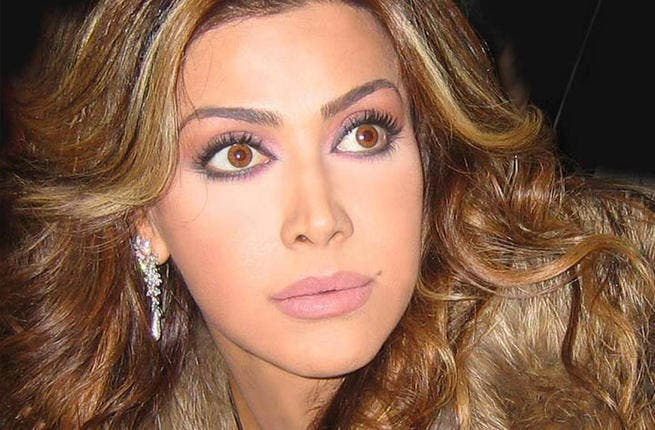 Snip snap snip. Goodness this lady's had one too many surgeries! Nawal al Zoghbi's gone from Fresh-Faced to Botox-Bimbo. Somebody stop her before she turns into Nip/Tuck supremo? We sure hope so! (courtesy of facebook)