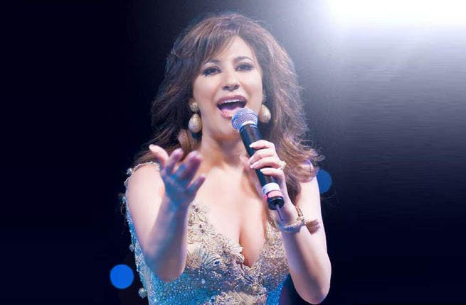 You may not see it, but you sho' can hear it! Najwa Karam's got a voice that'll make ya go loco. Her unique raw rasp leaves us with no doubts about who's rockin' the region. And with a face good enough for L'Oreal Arabia, we're certainly not complainin' (courtesy of facebook)