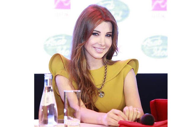 There's nothing like a good cat fight to keep a show entertaining. When MBC brought in the delightful Nancy Ajram as the fourth judge on the Arab Idol show, fellow judge Ahlam was compelled to shed the pounds and buy a new wardrobe, just to keep up with the newby. Rumor has it the move was executed by the broadcaster to keep the show fresh.