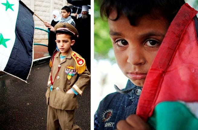 Children of the Conflicts: