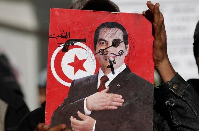 Tunisia's runaway leader:
