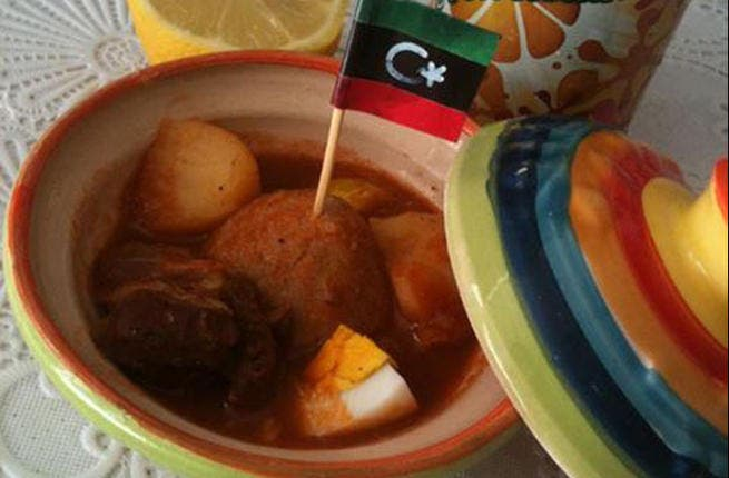 Libya's delectable love: Decked with barley, meat, eggs and potatoes, Bazeen is a traditional Libyan medley usually served on Fridays during big family get-togethers.