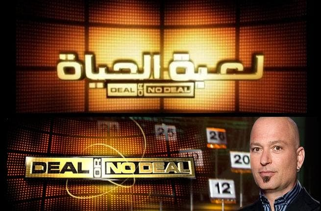 Deal or No Deal--- bears the same name as the original format from the Dutch producer Endemol. Arrab adapted versions are two:  Deal or No Deal LBC and