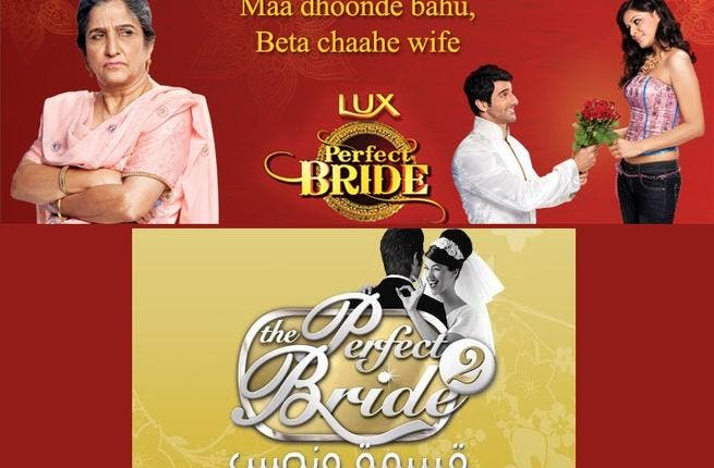 Perfect Bride: An LBC TV-hit, this time coming from Turkey and Italy where the format first appeared.  The rest of the world though is not short of other Bridal themed reality TV shows.