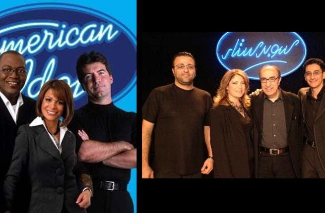 American Idol- a spin-off from Britain's Pop Idol- and in the Arab world Superstar, owned by Future TV. This show aims to elect the best singer talent by enlisting the viewers' votes.