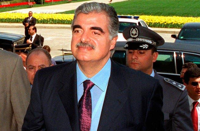 Rafik Hariri: Former Lebanese Prime Minister Hariri slammed Sharon in an interview with the BBC in 2001.