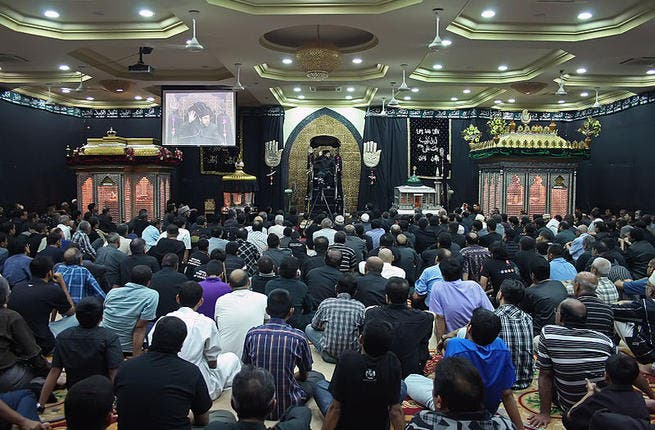 Ashura, aside from the general sombre tone to the day, is actively made up of mourning rituals and passion plays re-enacting