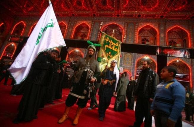 The events prior to Ashura, during Muharram, include organising a series of 'majalis' (gatherings) to review Islamic 