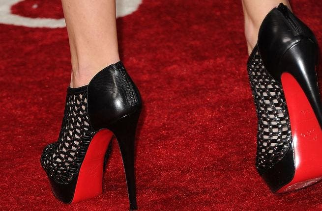 While her husband committed crimes against humanity she continued to indulge in spending crimes & shoe sprees: Her propensity for the finer things reveals her oblivion to a 'greater' Syria that was suffering loss of life, while she obsessively hunted bargains & additions to her tight packed shoe closet. Her favorite heels? Christian Louboutins.