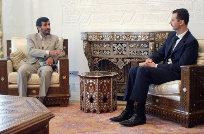 The proof of Iran is in the Assad inbox: Assad received advice from Iran - the emails show correspondence with Iranian 'reps', prep talking the President and offering him tips to toughen up the rhetoric of his speeches, using violent and strong language.