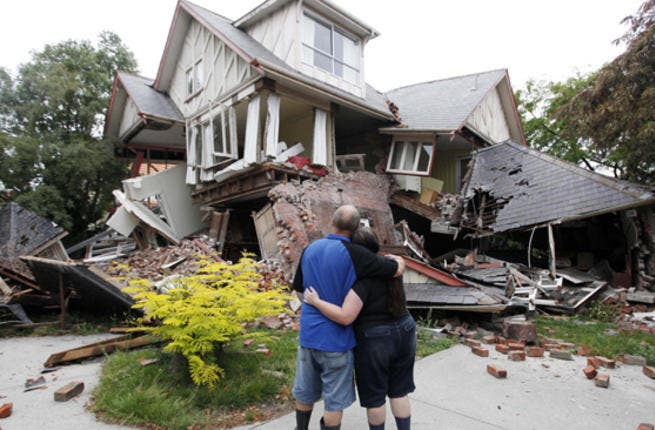 New Zealand ended its year as it started: An earthquake shook things up again in December. Of less ferocity and impact than the February episode that struck the core of Christ Church and took 182 lives. Just to cap the stormy year past, India saw said goodbye 2011 with cyclones. Not the apocalyptic flooding seen in Australia & Thailand earlier.