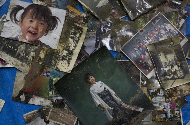 Words nor pictures capture the March 11 carnage. The Earth went berserk. The ground shook at 9.0 magnitude in Japan's mega-quake. After a tsunami shock-wave from the off-coast epicenter hit, devastating costly damage left 20,000 dead - whole communities cleared in inland Sendai - and the Fukushima nuclear plant melting down & leaking radiation.