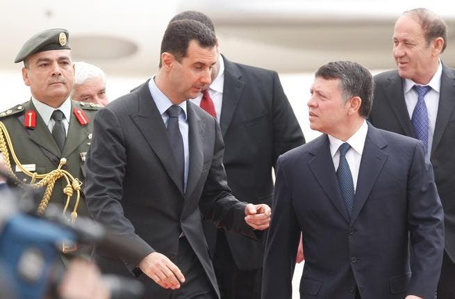 Jordan's HM King Abdullah II made his own prudent insights on Arab leadership known, when he offered advice on Syria's deteriorating situation. In Bashar Al Assad's place, he volunteered, he would step down. Jordan has so far managed to keep a modest run of protests controlled, and has appeared to address the people's complaints with reform.