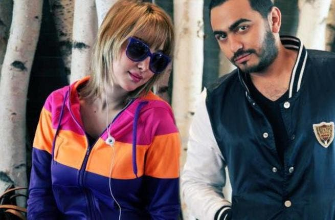 "Tamer Hosny and Basma Bosil: poor Basma felt the wrath of Tamer's female fans when she took him off the market and up the aisle. The Moroccan beauty tried out ""traditional wifely"" but still can't win over the Egyptian hearts and minds."