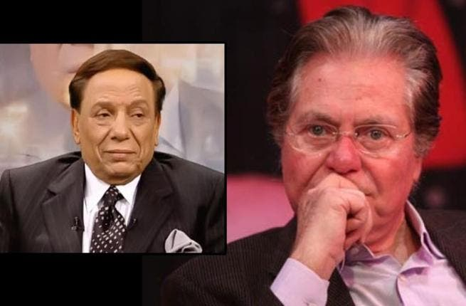 Perhaps the longest running of any celeb spat, this Egyptian acting duo finally grew up and got over their differences this January after more than 20 years of feuding. Adel Imam and Hussein Fahmi have been trading insults for so long, we barely recognize them as friends.