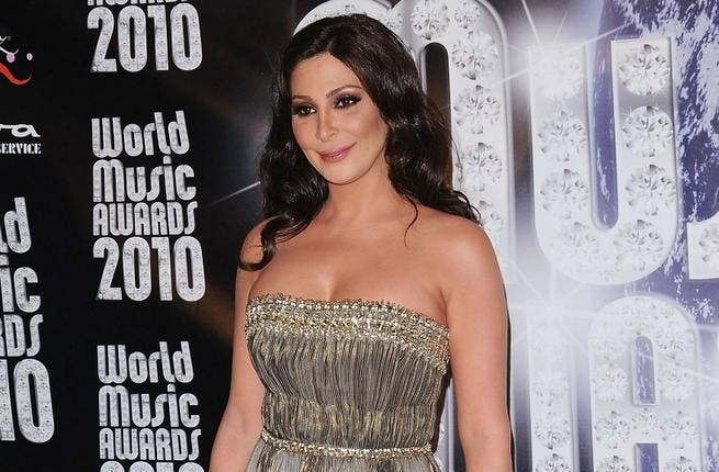 Elissa: She may have the best lips in the Arab world but the Lebanese lovely has had less success with her mouth. News came last month that the beauty had 'sung in tune'. So she wont' be judging anyone else's voice any time soon then.
