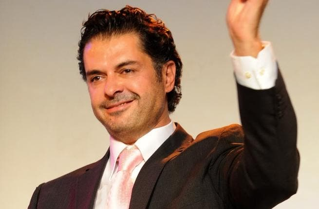 Ragheb Alama: Don't be fooled by the rocks that he got! The Arab Idol judge is a favorite among the Arab world and no one is disputing the quality of his voice. Our only question is: has Ragheb got too big for his boots? With a new perfume launch and European tour he seems more J-Lo than Umm Kulthum.