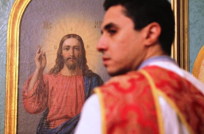 Under Mubarak, the problems of Copts simmered even if they saw less violence than they do now. Their calls for a law to regulate construction of churches went largely unanswered and attacks on churches went unpunished. Coptic originally means 'of Egypt' but has since come to signify Christian, designated to the Christians of Egypt.