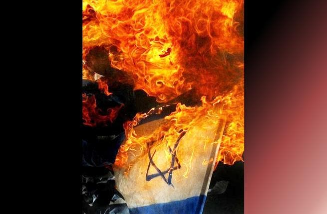 From the frying pan into the fire: This fire had long been coming, and the flames were stoked by the Muslim Brotherhood who announced early on in February that they would be re-visiting the long-disputed treaty with Israel. This forced other candidates to make pubic their stance on this burning issue.