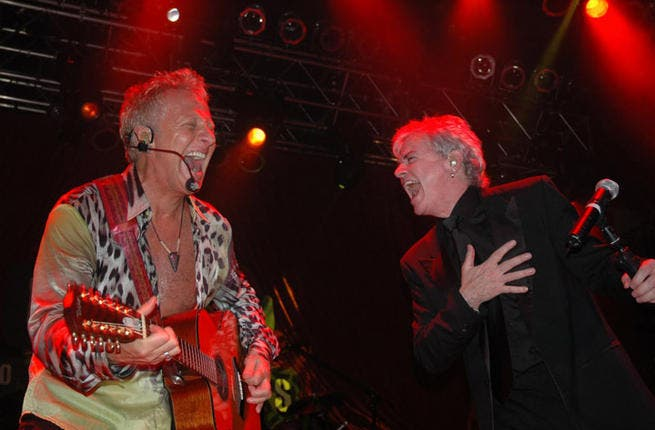 Having been around for more than 35 years, Air Supply might have thought that support for their soft-rock ballads had all but dried up. But the ageing stars needn't have worried as, more than happy to keep the sound of the 70s alive, Dubai offered the duo a gig this February.