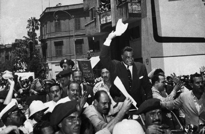 Arab hero: He combated Arab impotence, standing up to the British - He nationalized the Suez Canal- and taking an anti-imperialist stance for Arabs and Africans.  Nasserism his brand of pan-Arabism and nationalisation schemes restored Arab pride and inspired hopes to defeat the Israeli enemy.